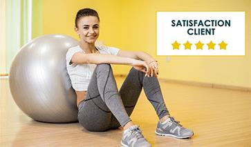 satisfaction adherent fitness miniature