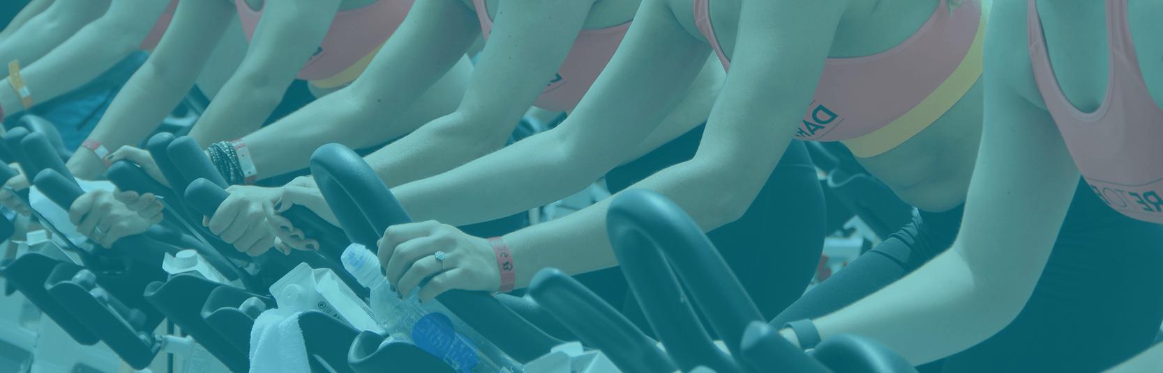 Resamania le logiciel fitness du groupe StadLine - Réservation biking - Fond