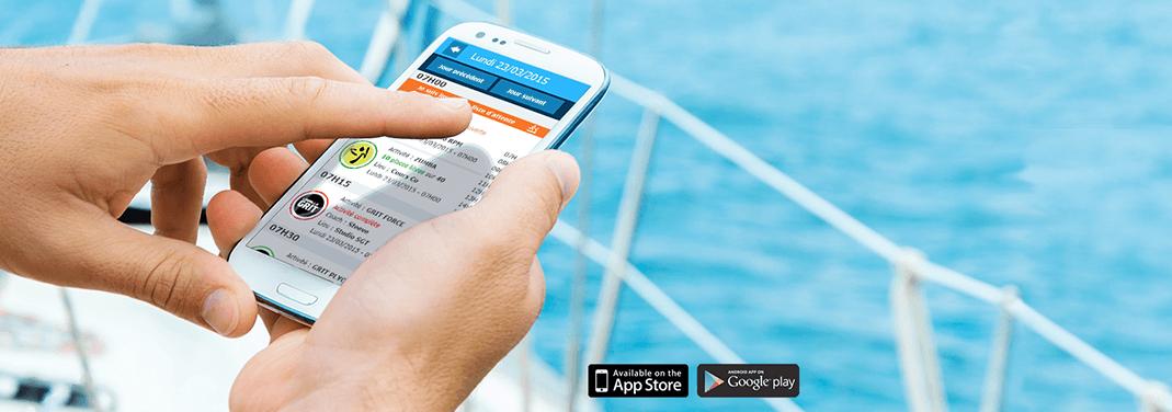 Découvrir Resamania le logiciel fitness du groupe StadLine - Appli Mobile