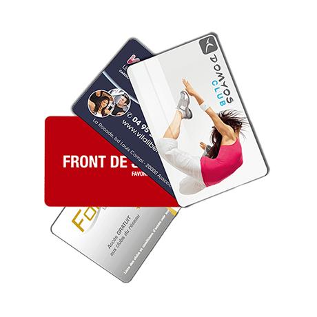 Résamania - Carte RFID à vos couleurs