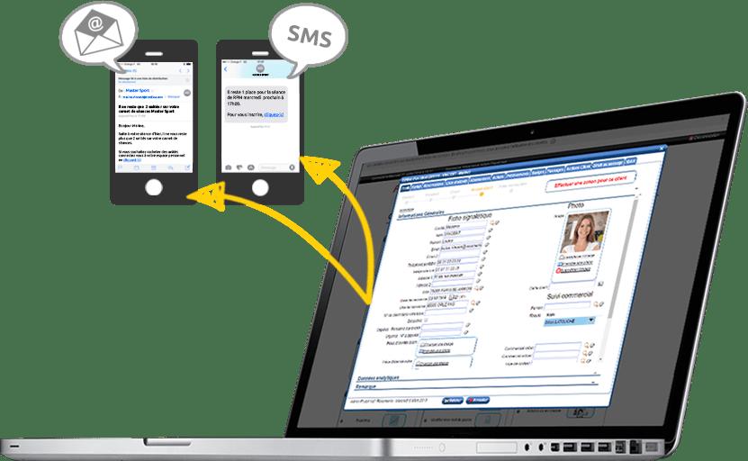 smart messaging fitness resamania