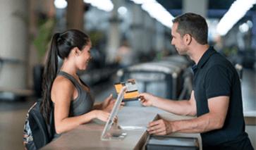 vente additionnelle fitness mini