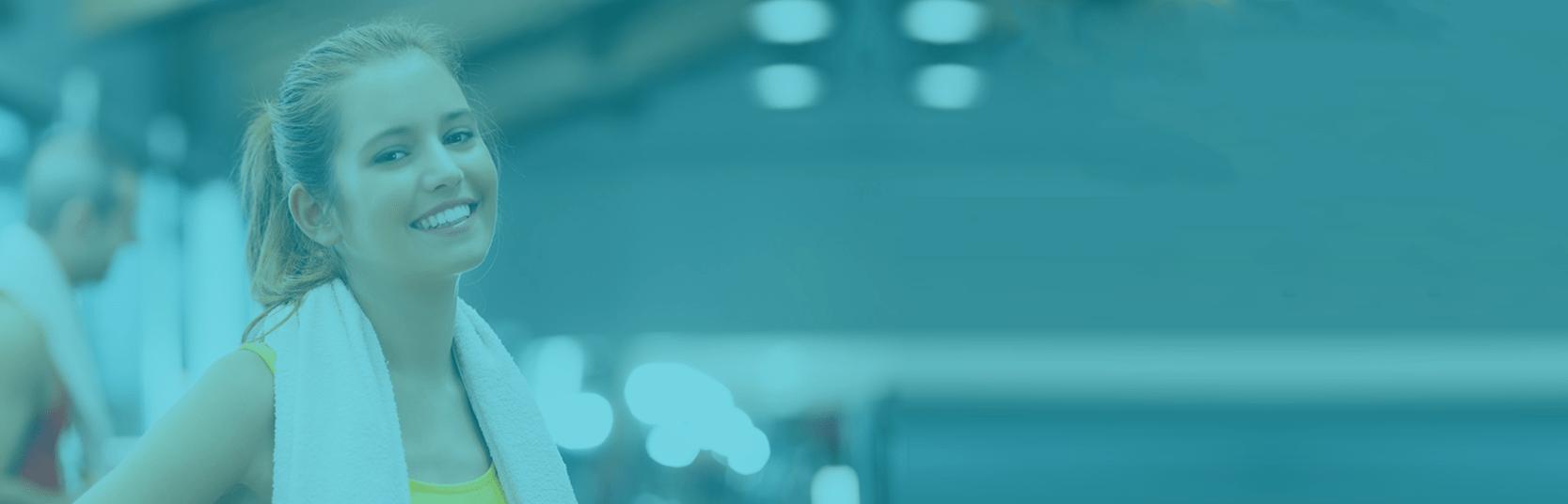 Logiciel gestion salle fitness resamania, module communication – Fond